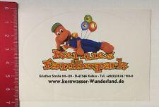 Aufkleber/Sticker: Kernies Familienpark - Kernwasser Wunderland (2103163)
