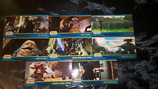 STAR WARS EPISODE 1 Wide Vision Cards Series 2 LOT OF (8)