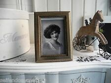 NEW Picture Frame gold Photo frame frame photo Vintage shabby chic 753