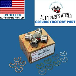 GENUINE OEM TOYOTA 4RUNNER TACOMA TUNDRA T100 UNIVERSAL JOINT SPIDER 04371-04020