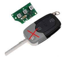 Schlüssel Sendeeinheit Gehäuse Ersetzt OE: 1J0959753A 1J0 959 753A 433,92Mhz A16