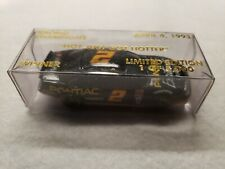 1993 Food City 500 Winner Rusty Wallace #2 Racing Champions Limited Edt Race Car