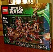Lego 10236 Ewok Village, Brand New Sealed Box, Discontinued Set