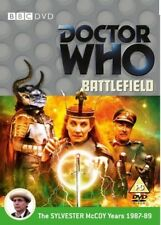 DR WHO 152 (1988) - BATTLEFIELD - TV Doctor Sylvester McCoy  + Ace - NEW DVD UK