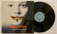 The Silence Of The Lambs - 1991 Original Soundtrack Album Howard Shore (NM-)