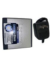 Cisco External Switch Small Business Unmanaged (SD205) 5-Port w/ Power - Works!