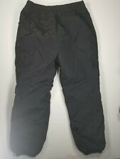 Columbia Ski Snowboarding Pants Sz L Black Women's