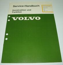 Werkstatthandbuch Volvo 340 Motor B172 / B 172 Stand Juli 1985!