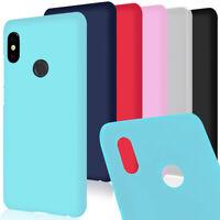 TPU Case for Xiaomi Note 5 Pro / Redmi Note 5 Soft Mobile Cover Silicone Back