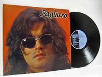 MICHEL PAGLIARO pagliaro LP EX/VG NSPL 18380, vinyl, album, soft rock, uk, 1972