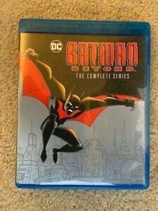 NEW Batman Beyond Complete Series 5 Blurays + DVD Disc Set NEW