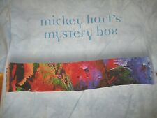 "1996 MICKEY HART ""Mystery Box"" Furthur Concert Tour (LG) T-Shirt GRATEFUL DEAD"