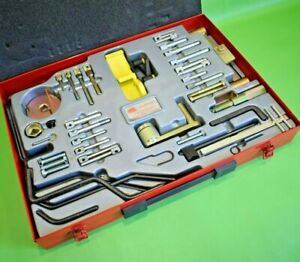 MAC Tools HUGE Engine Setting, Locking & Timing Tool Set + Snap On Socket (75)