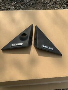 smart fortwo 450 brabus door triangles, side trims