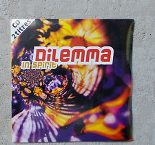 "CD AUDIO INT / DILEMMA ""IN SPIRIT"" CD SINGLE PROMO 2 TITRES 1996 PANIC RECORDS"