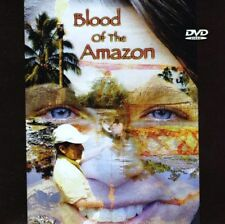 Blood Of The Amazon DVD NEW