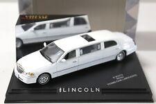 1:43 Vitesse Lincoln Town Car Limousine white/ white