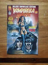 Vampirella Deluxe Showcase Edition #1 Harris Comic  previews Blood Lust + Pantha
