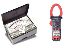 Tester ICE 680R VII serie + Pinza ICE 760 (II serie) 1000A ac/dc True-Rms