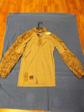 USMC Desert MARPAT FROG Combat Shirt Medium Regular
