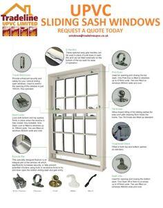 Upvc Sliding Sash Windows   Made To Order