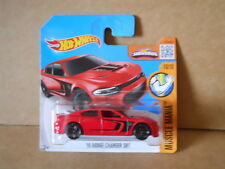 HOT WHEELS SHOWDOWN - '15 DODGE CHARGER SRT - MUSCLE MANIA 10/10   [MV0]