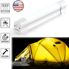 4W Portable LED Light USB Rechargeable Magnetic Lantern Outdoor Camping Lamp USA