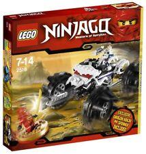LEGO ® NINJAGO 2518 NUCKAL'S ATV  NEW!!!  NUOVO SIGILLATO BOX/SCATOLA