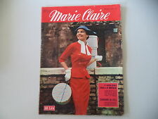MARIE CLAIRE 14/1955 - RIVISTA DI MODA