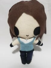 Resident Evil 3 Jill Inspired Plush Chibi Kawaii Cute