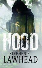 Hood (King Raven, #1) By STEPHEN R. LAWHEAD