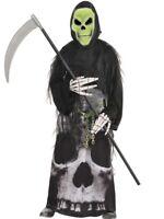 Chained Phantom Child's Meedium 8-10 Glow in the Dark Costume - NWT
