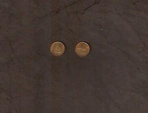 VANUATU HEBRIDES 1 VATU 1999 X 100 COIN LOT FAO CONCH SHELL UNC PACIFIC CURRENCY