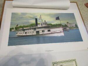 Lakeside Memories Art Print by Ben Richmond Free Shipping