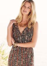 🌸 Kaleidoscope NEW Size 8 Ethnic Print JUMPSUIT Summer