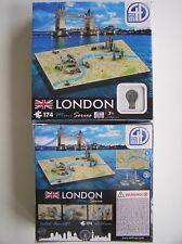 4d Cityscape time mini puzzle London