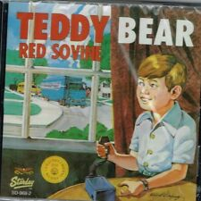 "RED SOVINE Brand New CD ""TEDDY BEAR"" COUNTRY - 11 tracks"