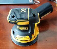 """Dewalt DCW210 20V Max XR Brushless 5"""" Random Orbital Sander New (Tool Only)"""