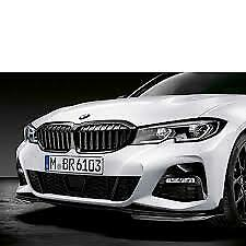 Black Kidney Grille Kit Genuine BMW G20 M Performance 3 Series 51138072085