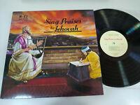 "Sing Lobt Zu Jehova R-12 Songs 166-180 - LP vinyl 12 "" VG/VG - 2T"