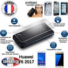 Protection d'Ecran en Verre Trempé Contre les Chocs pour Huawei Y6 2017