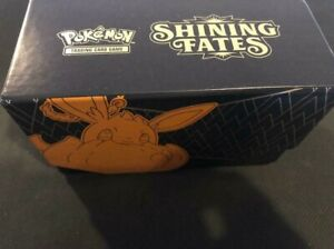Pokémon TCG: Suprise Box in Shining Fates ETB box + 2 Baby Shiny! - Not Sealed!