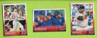 2015 Topps Team Set - Boston Red Sox (25 Cards)  Betts & Ortiz