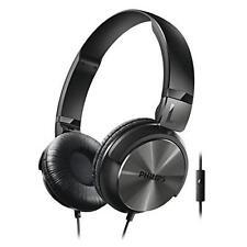 Philips Shl3165bk Headband Headphones - Black Earphones Headset