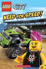 LEGO City: Need for Speed!-ExLibrary