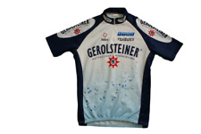 Maillot cyclisme rétro Nalini Gerolsteiner Fiat Wilier