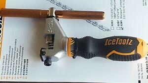 IceToolz Pro Shop Chain Tool Splitter (for 5-12 Speeds) Shimano HG etc (NEW)