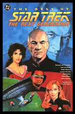 "Comic: 1994 The Best Of Star Trek ""The Next Generation"" - Tpb ~ Dc ( Nm )"