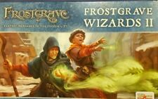 4 Frostgrave Female Wizards Sorcerers Warlocks D&d Dungeons & Dragons 1 Sprue