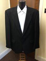 MENS BLACK SUIT JACKET, VARIOUS SIZES AVAILABLE, 100% PURE NEW WOOL, FORMAL ETC